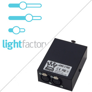 2U ultraDMX2 Pro Package