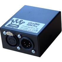 ultraDMX RDM Pro